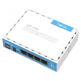 Mikrotik hAP lite Blanco rb941-2nd