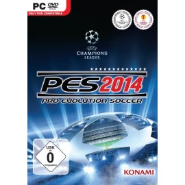 Konami Pro Evolution Soccer 2014, PC PES14PC