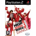 Atari High School Musical 3: Senior Year DANCE! PS2HIGH3D