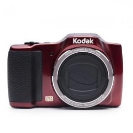 Kodak PIXPRO FZ201 16MP 1/2.3'' CCD 4608 x 3456Pixeles Rojo FZ201-RD