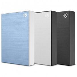 Seagate Backup Plus 5000GB Plata STHP5000401