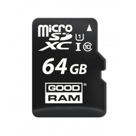 Goodram M1AA-0640R12  64GB MicroSDXC Clase 10 UHS-I