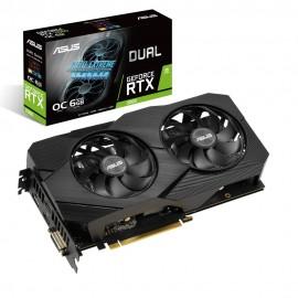 ASUS Dual -RTX2060-O6G-EVO GeForce RTX 2060 6GB GDDR6 90YV0CH2-M0NA00