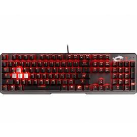 MSI Vigor GK60 teclado USB QWERTY Español Negro S11-04ES212-PA3