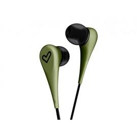 Energy Sistem Style 1 auricular Intraaural Dentro de oído Verde 446414