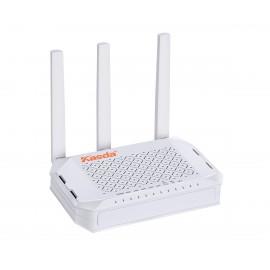 Kasda KW6512 router inalámbrico Doble banda (2,4 GHz / 5 GHz) Ethernet rápido Blanco