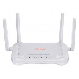Kasda KW6515 router inalámbrico Doble banda (2,4 GHz / 5 GHz) Ethernet rápido Blanco