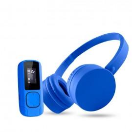 Energy Sistem Music Pack Reproductor de MP3 Azul 8 GB 443857