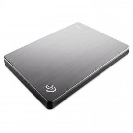 Seagate Backup Plus Slim disco duro externo 1000 GB Plata STHN1000401