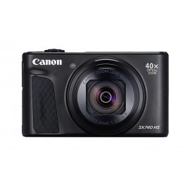 Canon PowerShot SX740 HS Cámara compacta 20,3 MP 1/2.3'' CMOS 5184 x 3888 Pixeles Negro 2955C002