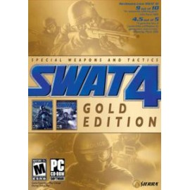 Activision SWAT 4: Gold Edition  PC