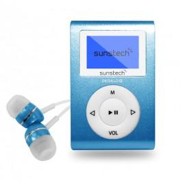 Sunstech DEDALOIII  MP3 Azul 8 GB