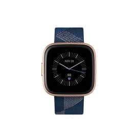 Fitbit Versa 2 reloj inteligente Negro, Oro AMOLED 1.4'' FB507RGNV