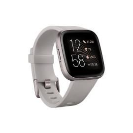 Fitbit Versa 2 reloj inteligente Negro, Gris AMOLED  (1.4'') FB507GYSR