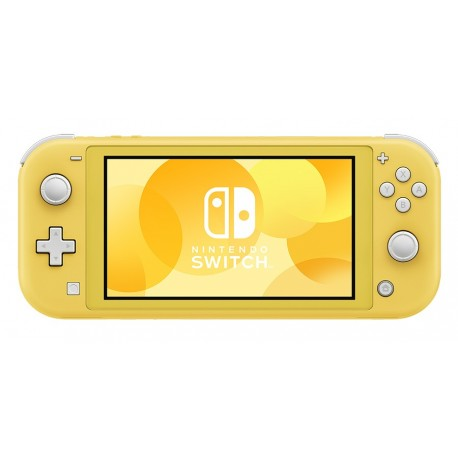 Nintendo Switch Lite Amarillo 5.5'' 32GB Wifi 10002291