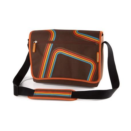 Energy Sistem 100 Orange maletines para portátil 30,7 cm (12.1'') Bandolera Naranja 773442