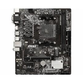 MSI B450M PRO-M2 MAX placa base Zócalo AM4 Micro ATX AMD B450 911-7B84-17S