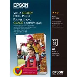 A4 Brillo papel fotogr C13S400035
