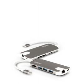 Urban Factory TCM01UF nodo concentrador USB 3.0