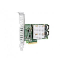 Hewlett Packard Enterprise SmartArray E208i-p SR Gen10 PCI Express 3.0 12Gbit/s controlado RAID 804394-B21