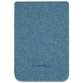 Pocketbook funda para libro electrónico Folio Azul (6'') wpuc-627-s-bg