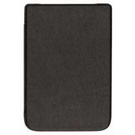Pocketbook  funda para libro electrónico Folio Negro (6'') wpuc-616-s-bk