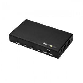 StarTech.com ST122HD202 HDMI divisor de video ST122HD202