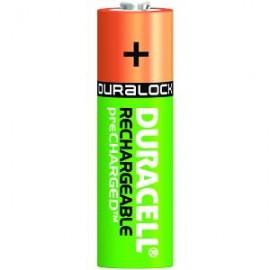 Duracell AA 2400mAh 4 Pack