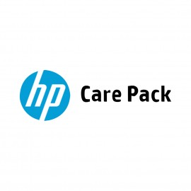 HP 1 year Return to Depot Hardware Support w/DMR for Notebooks