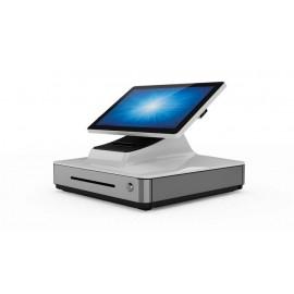 Elo Touch Solution E347918 Todo-en-Uno 2GHz 15.6'' 1920 x 1080Pixeles Pantalla táctil Gris, Blanco terminal POS E347918
