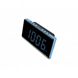 Sunstech FRD28 Reloj Digital Negro, Azul radio FRD28BL