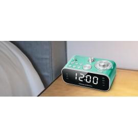 Muse M-18 CRG Digital alarm clock Verde despertador M-18 CRG