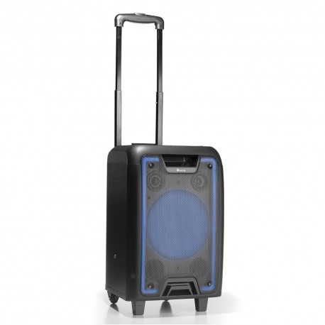 NGS WildMetal Trolley Public Address (PA) system 120W Negro, Gris WILDMETAL