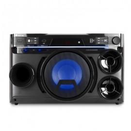 NGS Skyrider 80 W Sistema de megafonía independiente Negro SKYRIDER