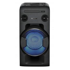 Sony MHCV11 Freestanding Public Address (PA) system Negro sistema de megafonía MHCV11