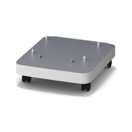 OKI 45478702 mueble y soporte para impresoras Plata, Blanco 45478702