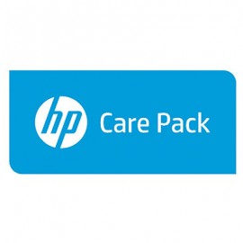 Hewlett Packard Enterprise 1 year Next business day Exchange HP 1420-24G Switch Foundation Care Service U8QE6E