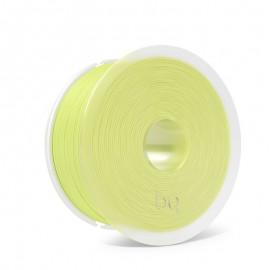 bq F000163 Ácido poliláctico (PLA) Amarillo 1000g material de impresión 3d