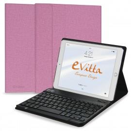 e-Vitta EVIP001002 teclado para móvil QWERTY Español Rosa Bluetooth