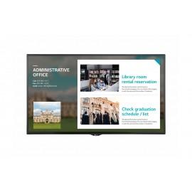 LG 43SE3KE-B pantalla de señalización 109,2 cm (43'') LED Full HD Pantalla plana para señalización digital Negro