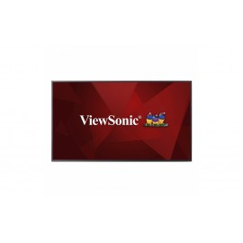Viewsonic CDE5510 pantalla de señalización 139,7 cm (55'') LED 4K Ultra HD Negro