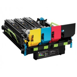 Lexmark CS72x, CX725 fotoconductor Negro, Cian, Magenta, Amarillo 150000 páginas 74C0ZV0