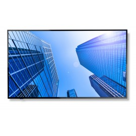 NEC MultiSync E557Q 139,7 cm (55'') LED 4K Ultra HD Pantalla plana para señalización digital Negro