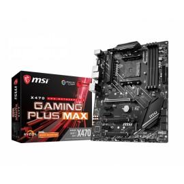 MSI X470 Gaming Plus Max placa base Zócalo AM4 ATX AMD X470 50623