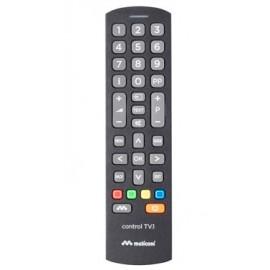 Meliconi Control TV.1 mando a distancia IR inalámbrico Botones 808034
