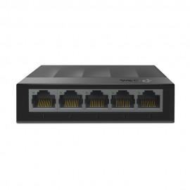 TP-LINK LS1005G switch No administrado Gigabit Ethernet (10/100/1000) Negro