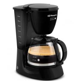 Orbegozo CG 4060 N Independiente Semi-automática Cafetera de filtro 12tazas Negro 5CG4060N