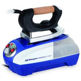 Orbegozo VP 9500 800W 0.8L Suela de aluminio Negro, Azul, Metálico, Color blanco estación plancha al vapor