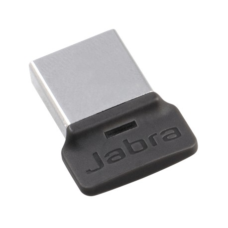 Jabra LINK 370 UC USB 30m Negro, Plata transmisor de audio Bluetooth 14208-07