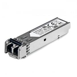 StarTech.com Módulo Transceptor SFP de Fibra LC Multimodo 100Base-FX MSA de 100Mbps DDM DOM - Hasta 2km SFP100BFXST